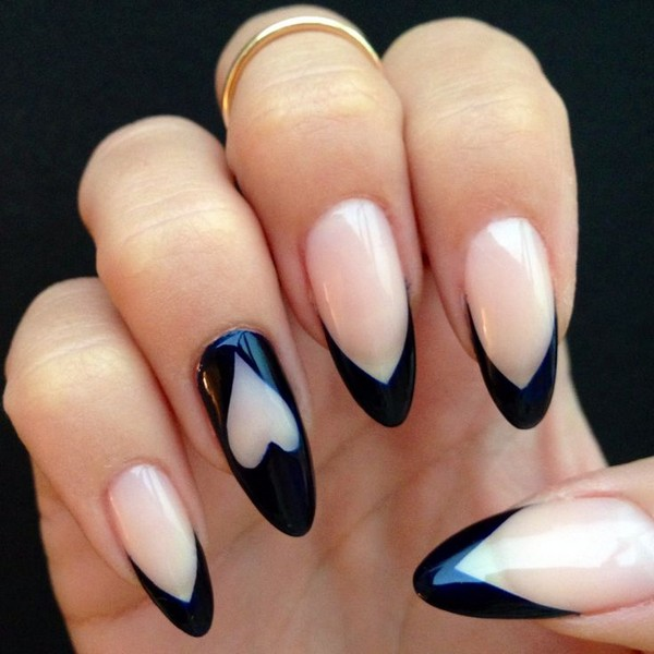 Airing My Laundry, One Post At A Time...: Why Pointy Nails Scare Me