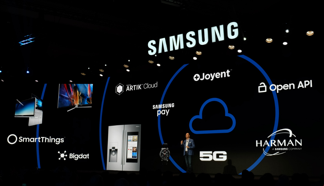 Samsung Bixby Support, SmartThings App, and More Announced