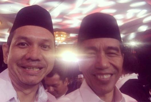Jokowi: Hukum Harus Ditegakkan Tanpa Pandang Bulu