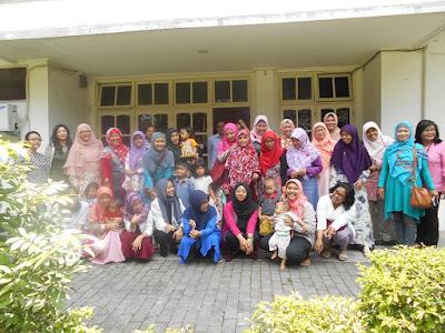 Ulang Tahun Gandjel Rel Blogger Perempuan Semarang