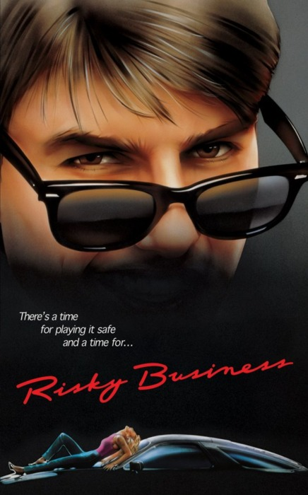 Love those classic movies risky business 1983 there for Time for business