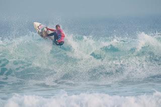 18 Sage Erickson USA Pantin Classic Galicia Pro foto WSL Laurent Masurel