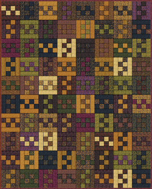 Modest image throughout free printable scrap quilt patterns
