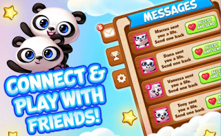 Cheat Panda Pop Apk v5.4.020 Mod Full Money