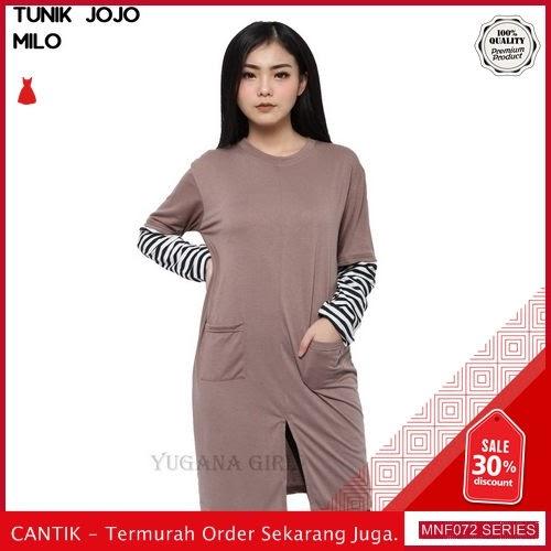 MNF072B86 Baju Muslim Wanita 2019 Jojo Atasan Tunik 2019 BMGShop