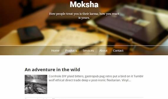 Free Blogger Templates responsive