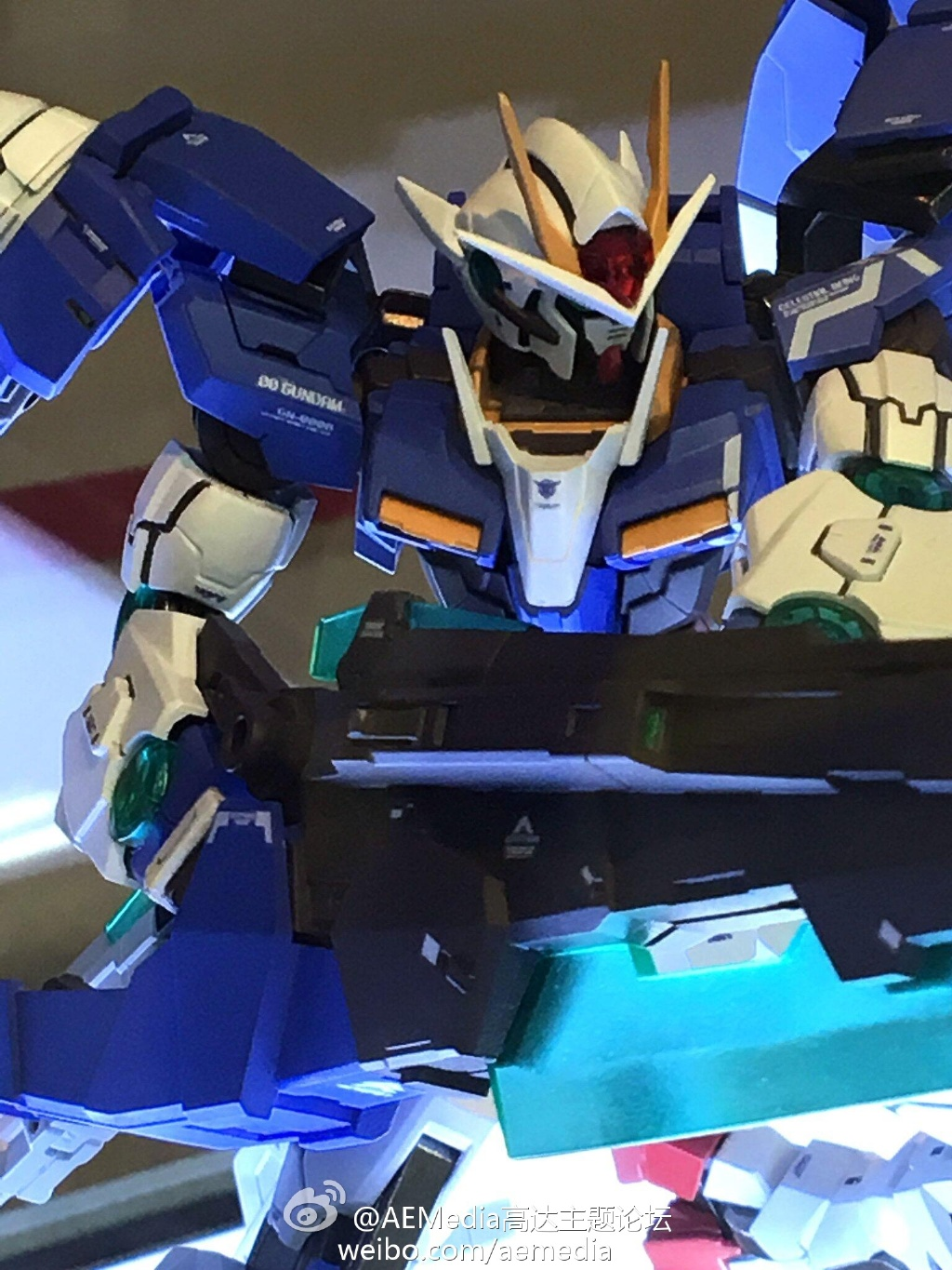 Metal Build 1/100 00 Gundam Seven Sword/G - Release Info