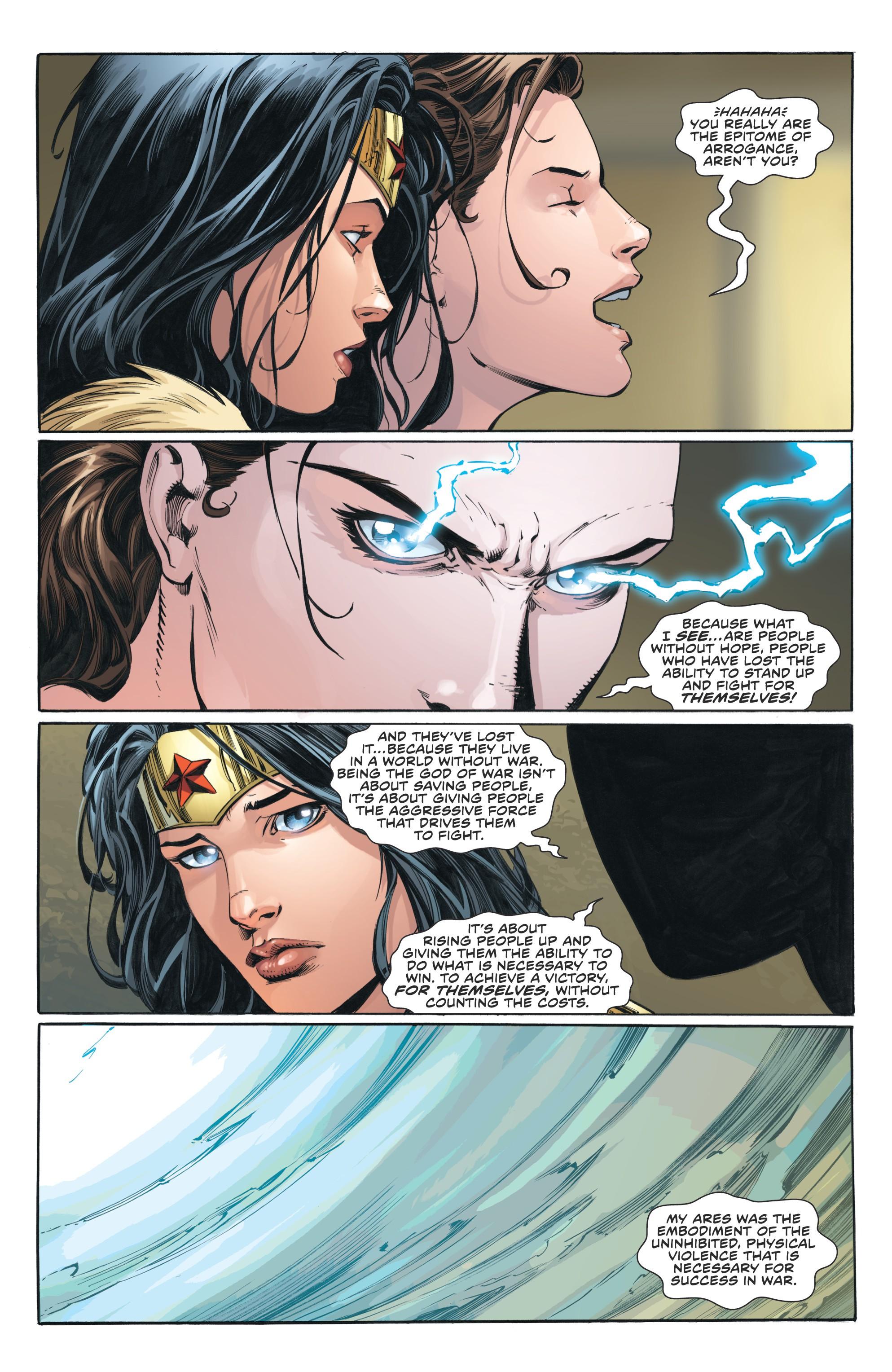 Read online Wonder Woman (2011) comic -  Issue #46 - 9