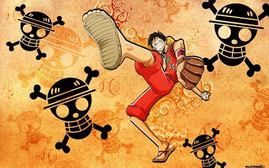 Best Wallpaper HD 1080p One Piece New World Luffy 1366x768