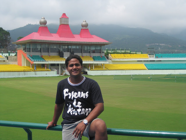 highest cricket stadium