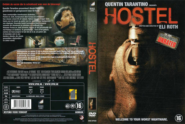 Hostel Hindi Dual Audio Full Movie Download