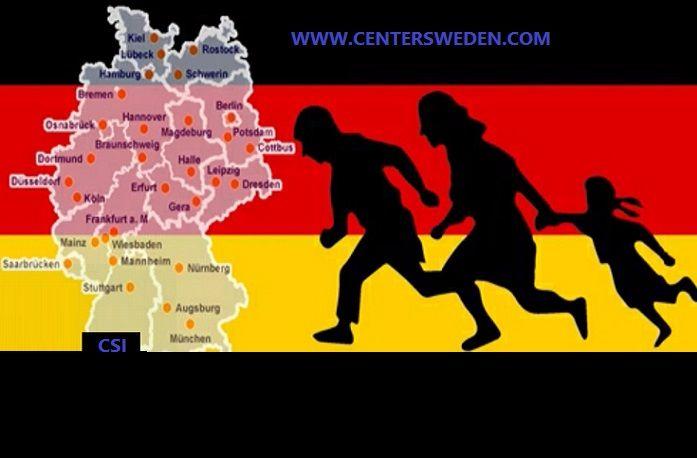 المانيا,الهجرة,اللجوء