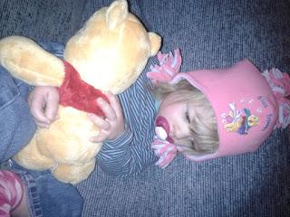 Winnie the Pooh hat, Winnie the Pooh
