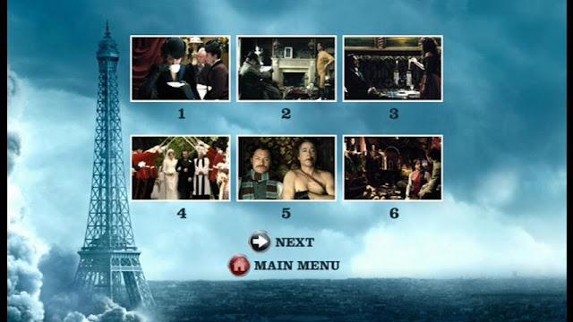 Sherlock Holmes A Game of Shadows DVDR NTSC Español Latino Descargar