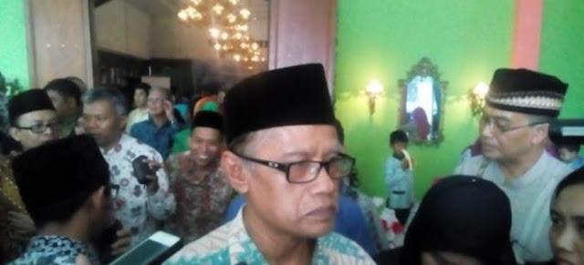 Ketua Umum PP Muhammadiyah Bebaskan Warganya Pilih Presiden, Amien Rais: Muhammadiyah Sontoloyo