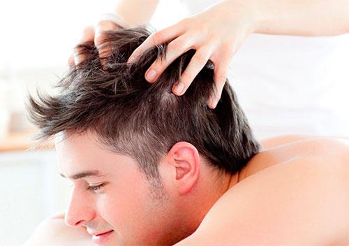 massage đầu theo lời kể của anh Phan Đức Linh
