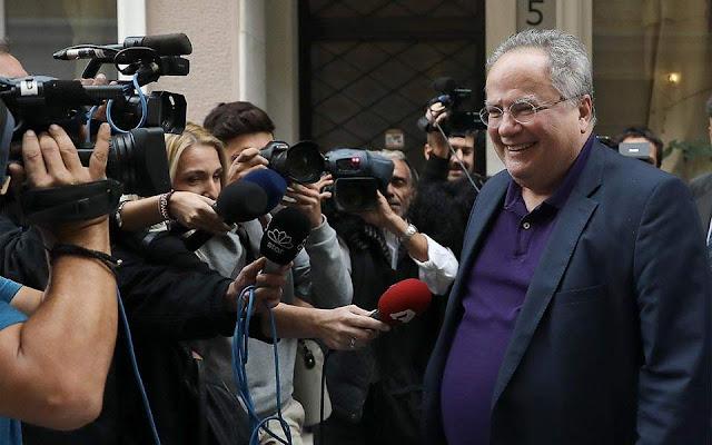 Κοτζιάς: Κάναμε μια συμφωνία με την ΠΓΔΜ και έγινα εγώ πρώην υπουργός