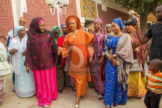 emir sanusi daughter wedding