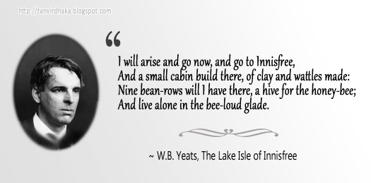 Quotations by W.B. Yeats