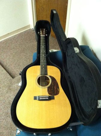 craigslist vintage guitar hunt martin d16 gt acoustic in richmond va for 650. Black Bedroom Furniture Sets. Home Design Ideas