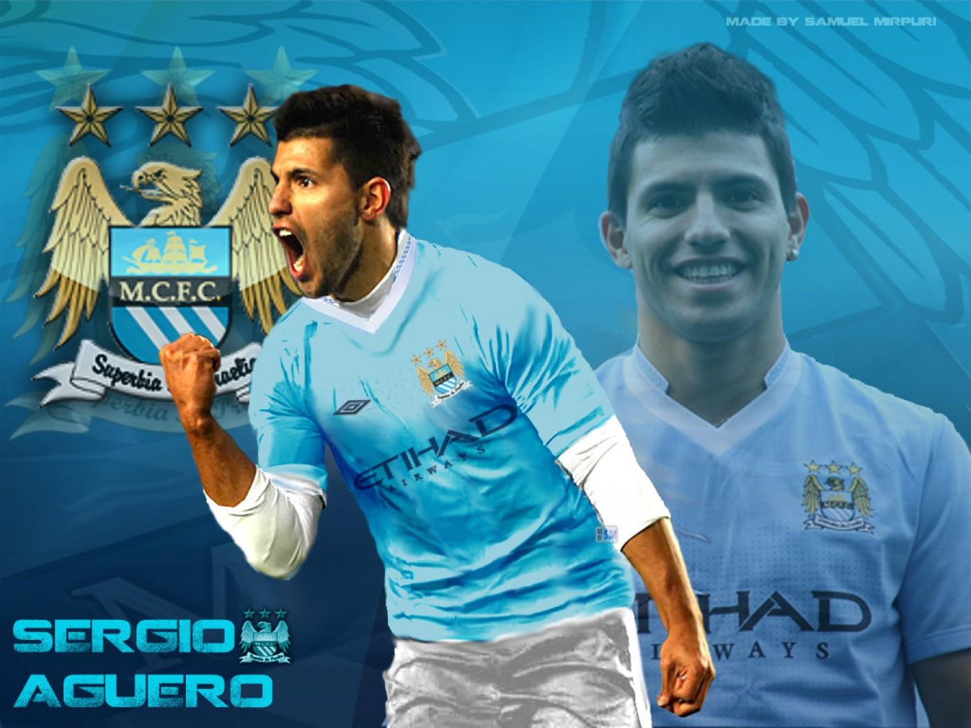 Sergio Agüero Renovó Contrato Con El Manchester City