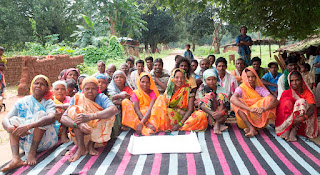 asha-coock-anganwadi-oppose-human-chain-bihar