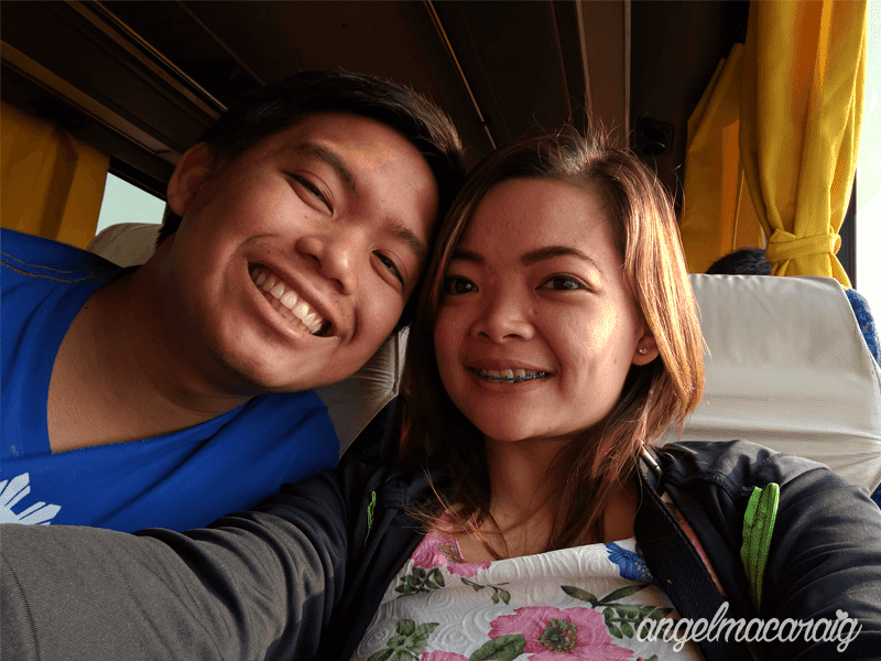 Bus ride from Cubao to Olongapo