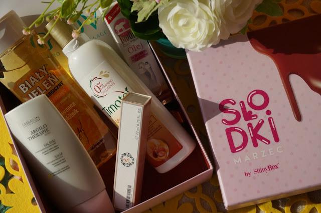 Kontrolowana słodycz, czyli Słodki marzec by ShinyBox