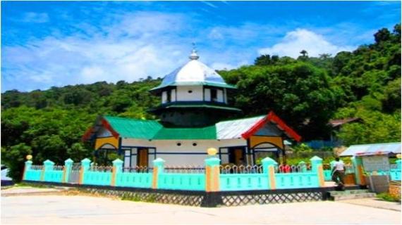 Masjid Patimburak Fakfak