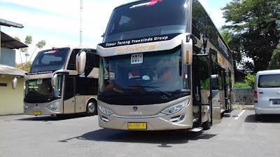 Bus ke Jakarta