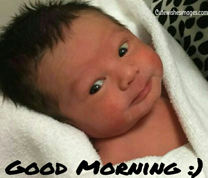 Good Morning Baby Cute : Good morning my baby cute wishes images quotes love