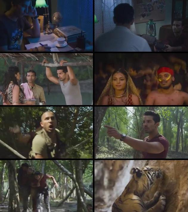 Roar Tigers Of Sundarban 2014 Hindi 480p WEBRip