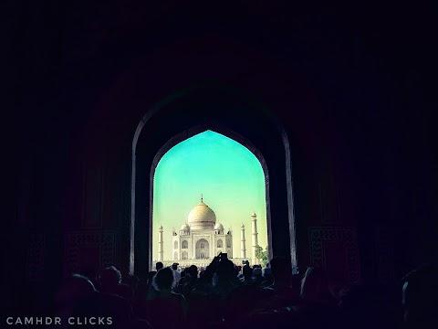 Entry to Taj Mahal