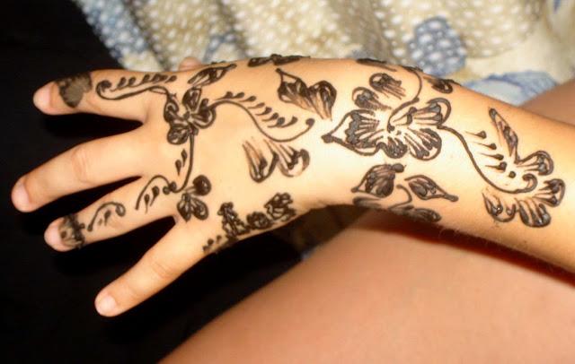Jemaa El Fna Marrakesz henna