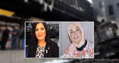 اللحظات الأخيرة فى حياة «نادية ووسام» على «رصيف الموت» بمحطة مصر