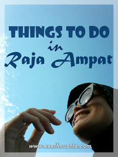 Things to do in Raja Ampat