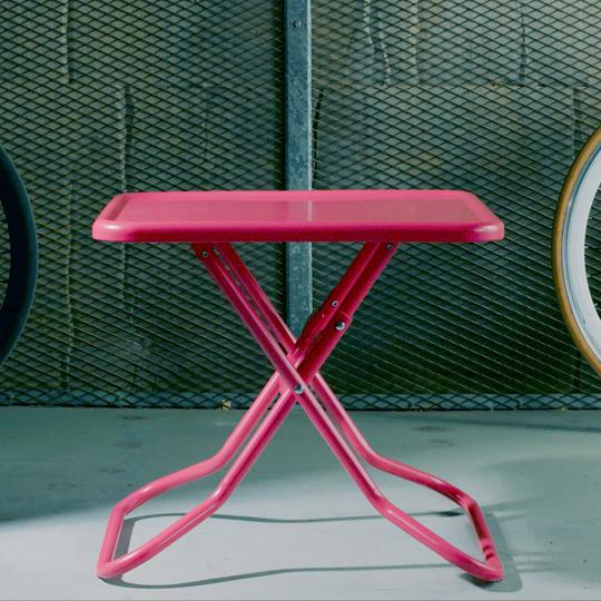 PS 2017 ihopfällbart sidobord designad av Jon Karlsson. | www.var-dags-rum.se