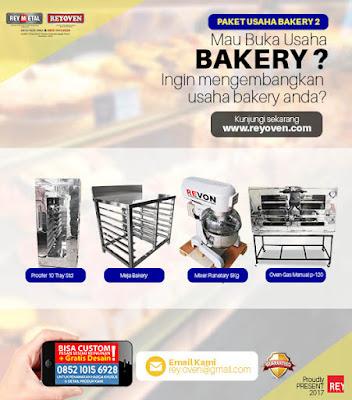 Peluang Usaha Bakery untuk Pemula (Tips dan Trik)