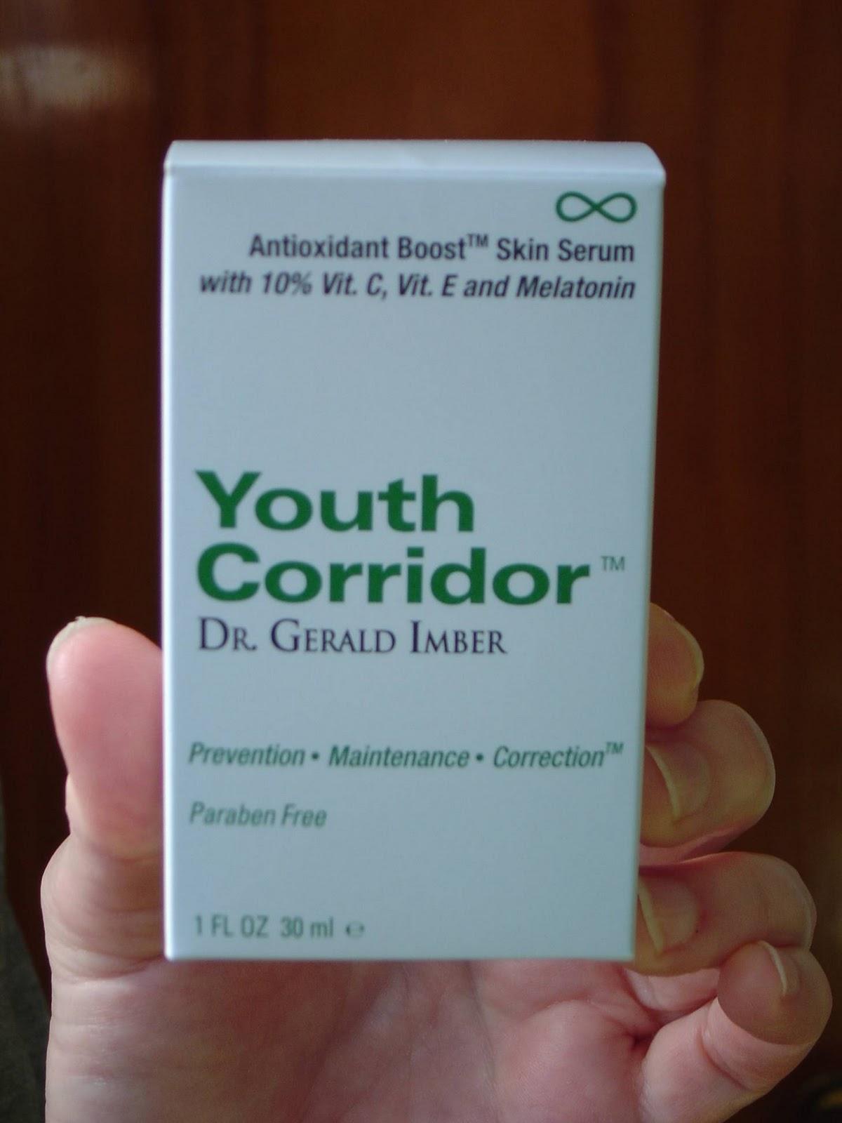 Youth Corridor Antioxidant Boost Skin Serum