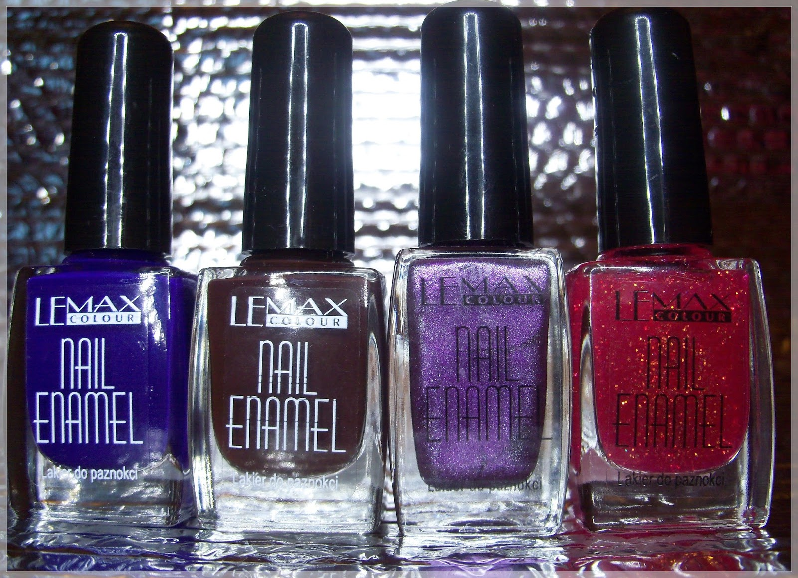 LEMAX COLOUR NAIL ENAMEL