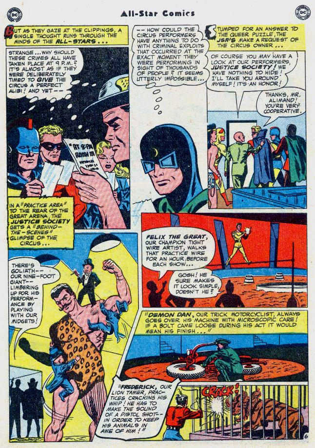 Read online All-Star Comics comic -  Issue #54 - 8