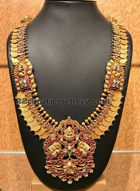 Typical South Indian Traditional Jewelry