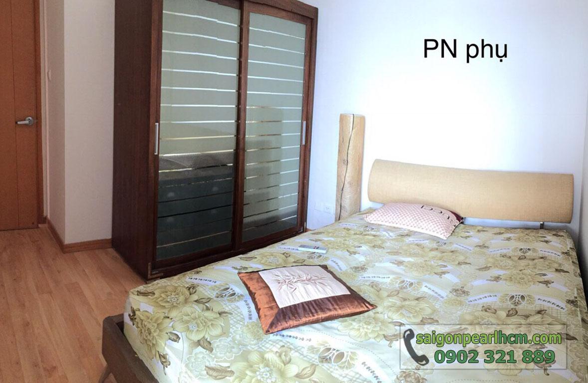 Saigon Pearl Bình Thạnh cho thuê căn hộ - phòng ngủ phụ
