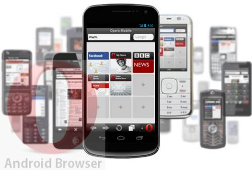 Download Aplikasi Opera mini Browser Apk For Android