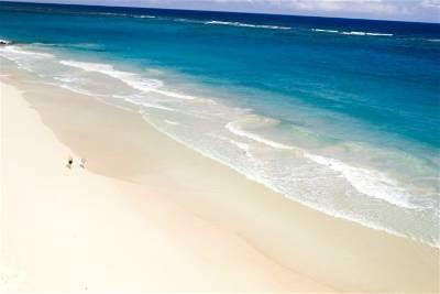 Isla Barbados en el Caribe
