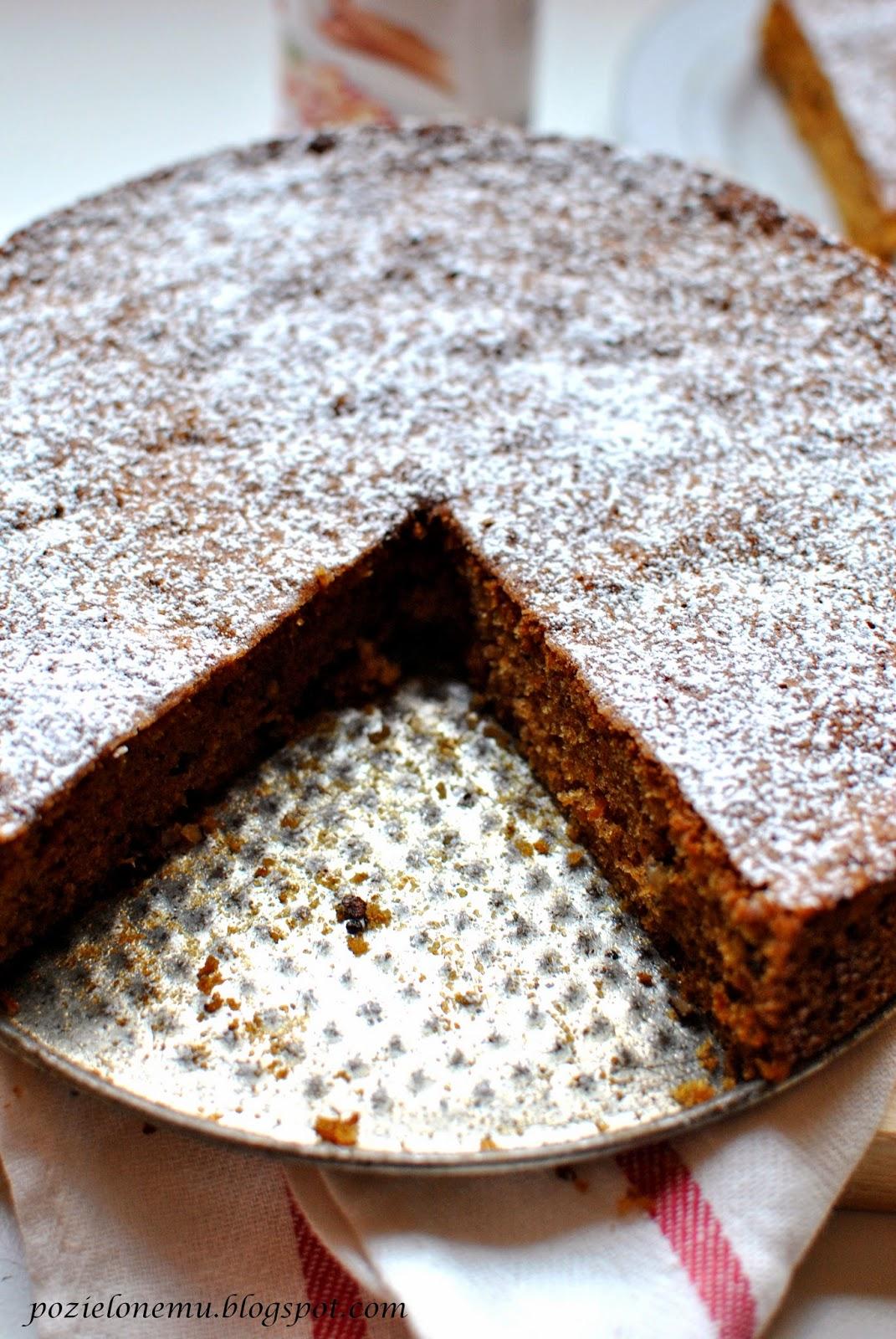 Ulubione ciasto marchewkowe