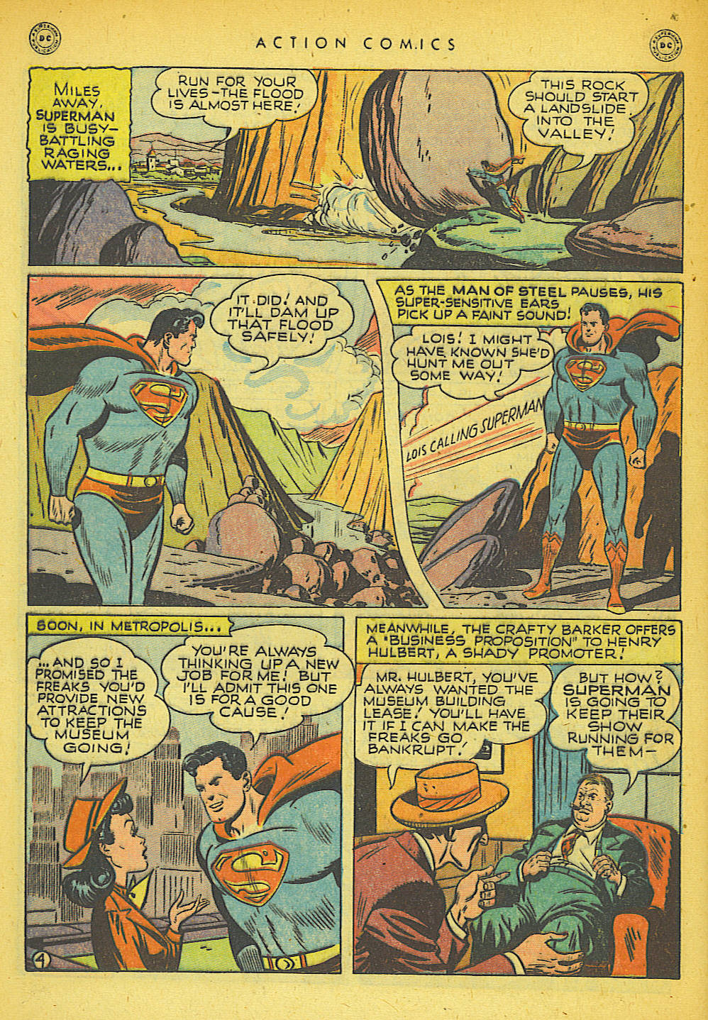 Action Comics (1938) 122 Page 5