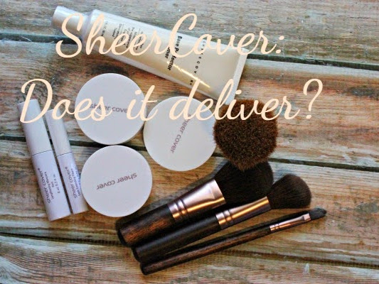 #FlawlessFinish: SheerCover Makeup Review (And 411 About A Contest!)