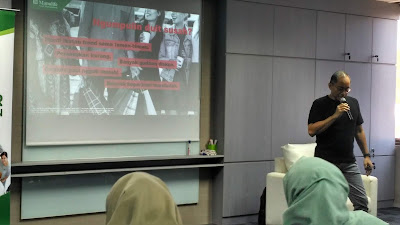 Belajar Insvestasi reksadana bersama Manulife dan blogger