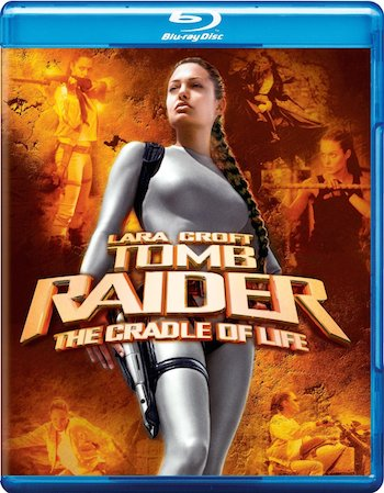Lara Croft Tomb Raider 2001 Dual Audio BRRip [Hindi Eng] 300MB